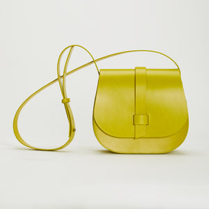 Arlington Handbag Lime Green