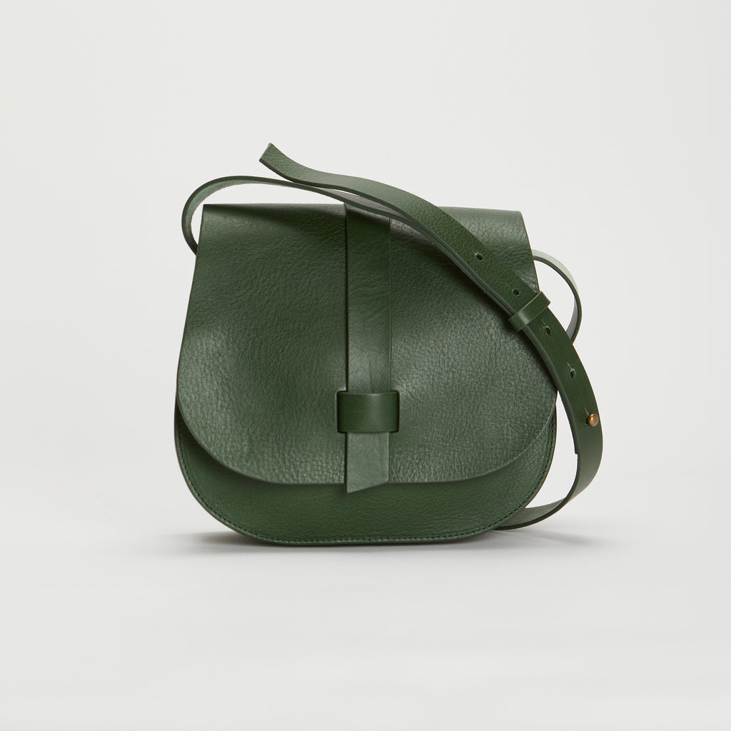 Arlington Handbag Forest Green