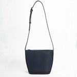 Mini Elwin Navy & Black