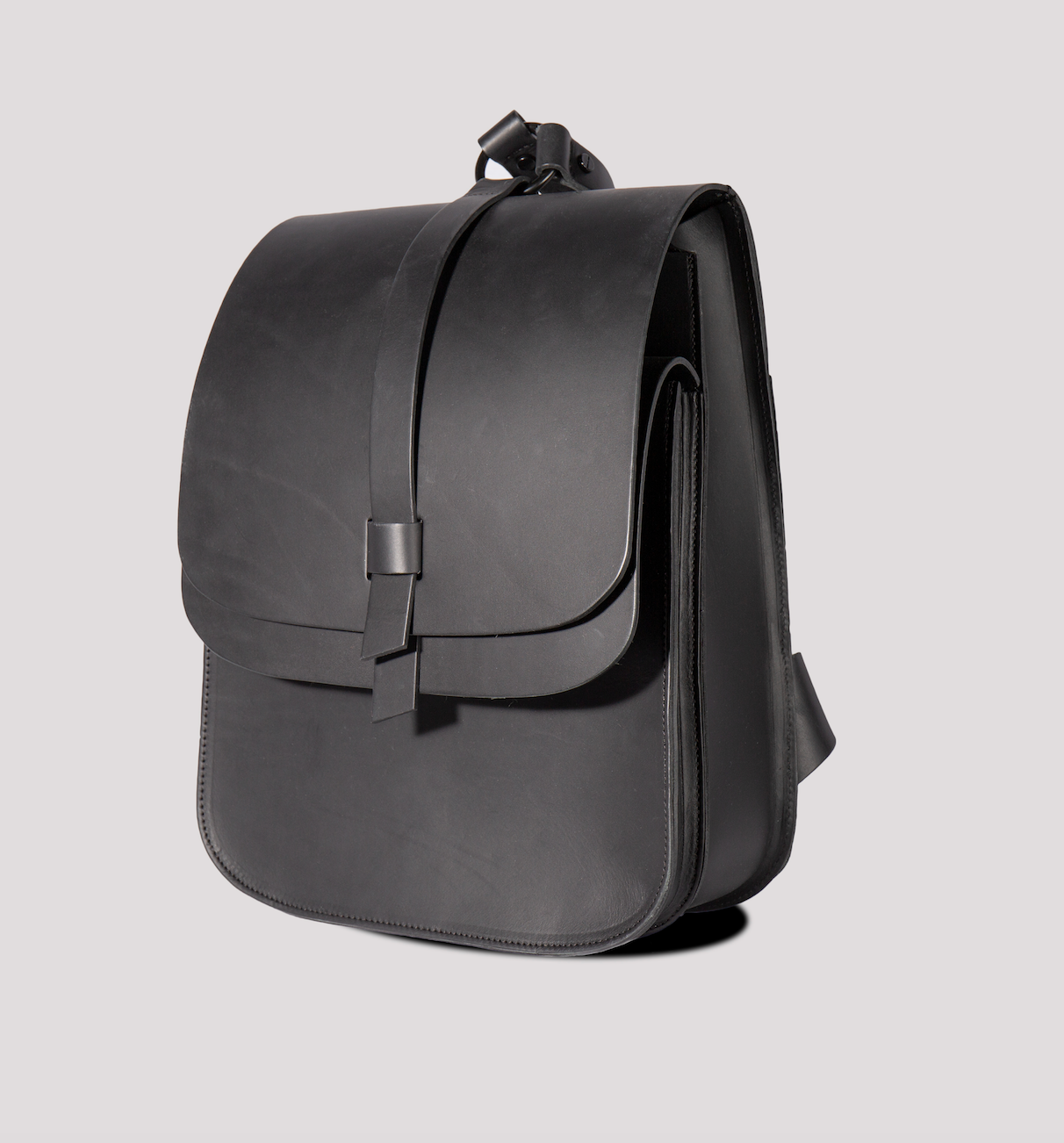 Medium Arlington Rucksack Black