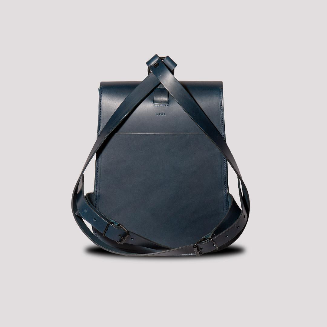 Small Arlington Rucksack Navy
