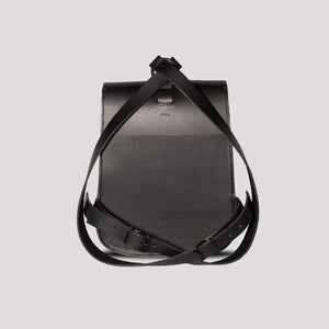 Small Arlington Rucksack Black