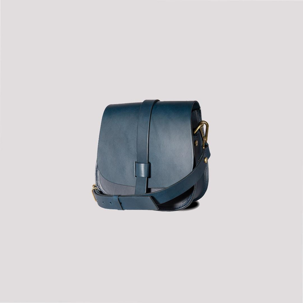 Mini Arlington Handbag Navy