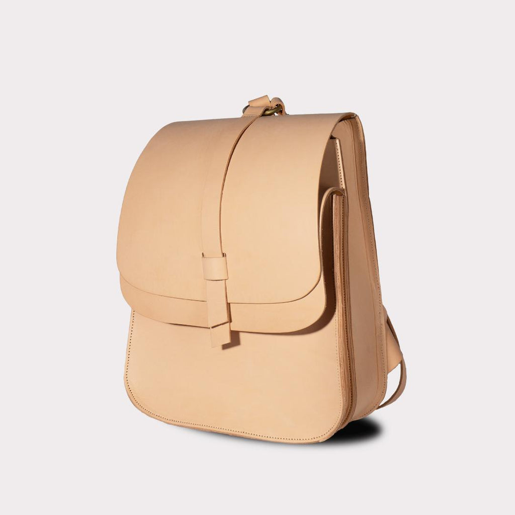 Medium Arlington Rucksack Natural