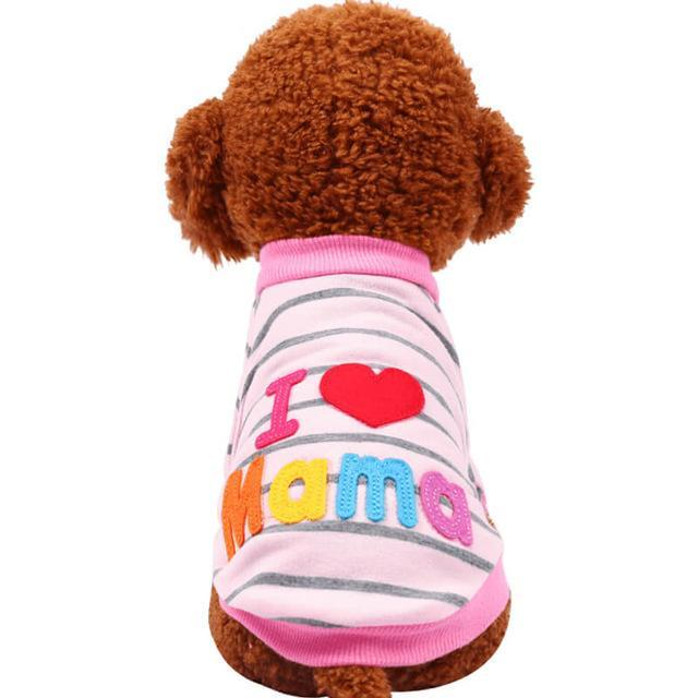 Winter Pet Dog Clothes