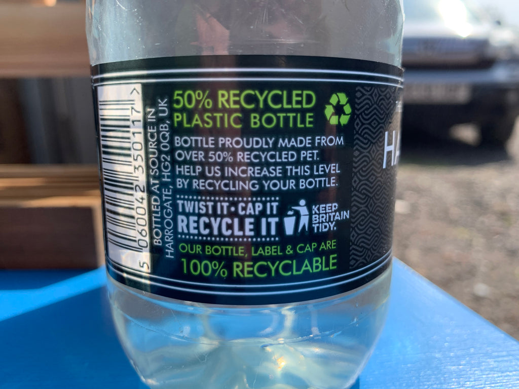 Why can't we just recycle all the plastic?