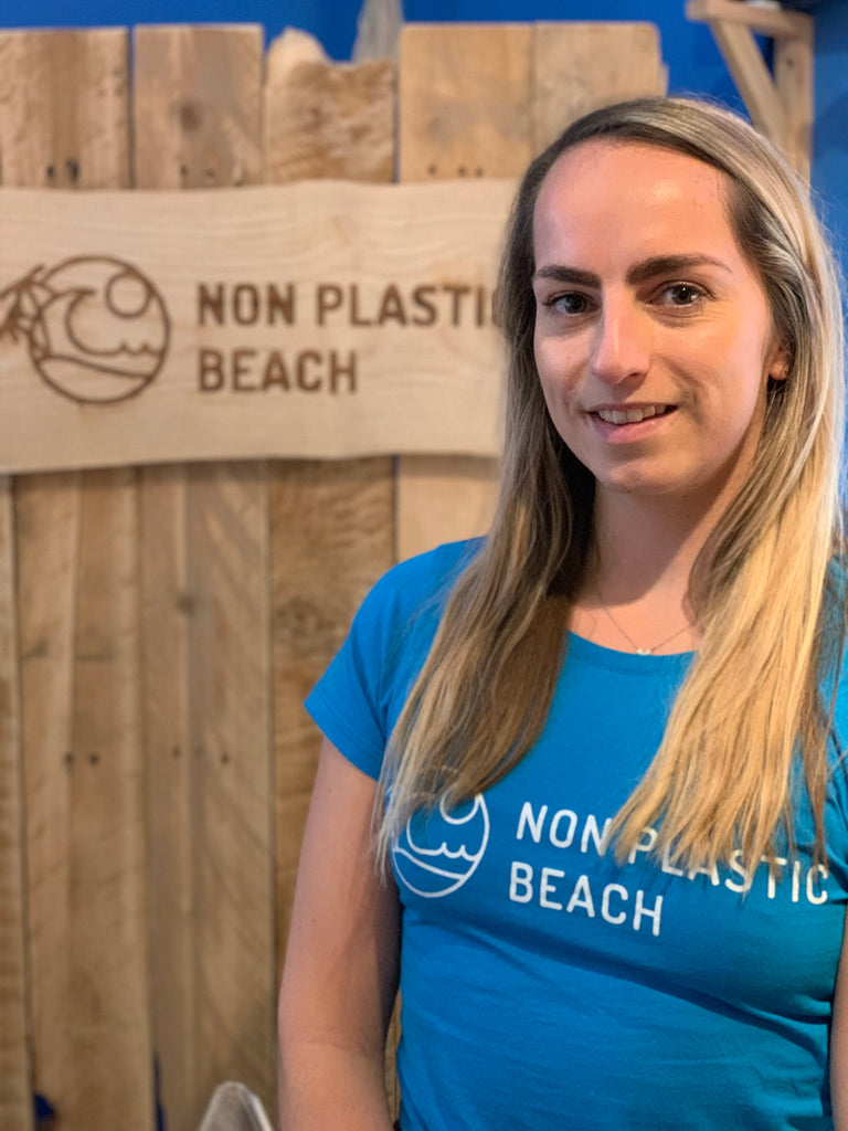 NON PLASTIC BEACH SALES UP 81% DESPITE COVID-19 CHALLENGES