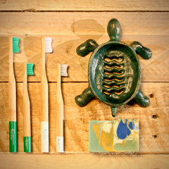 Non Plastic Beach Turtley Awesome Family Pack
