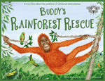 Buddy's Rainforest Rescue - Children's Book