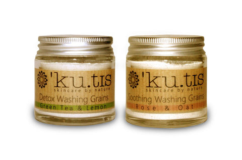 'Ku.tis Organic Washing Grains