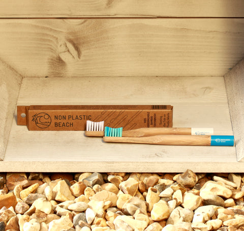 Biodegradable Bamboo Toothbrush (Kids)