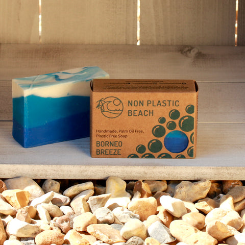 Handmade Soap - Borneo Breeze