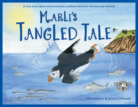 Marli's Tangled Tale - Children's Book