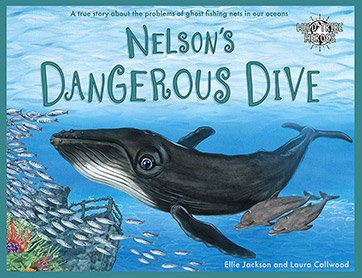 Nelson's Dangerous Dive - Children's Book