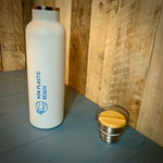 Non Plastic Beach Insulated Water Bottle (600 ml)