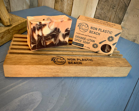 Orange-utan Spice Soap