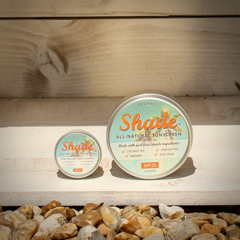 Shade All-Natural Sunscreen (SPF25)