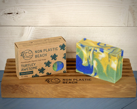 Handmade Soap - Turtley Awesome