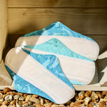 Cloth Sanitary Pads - 3 pack (various sizes available)