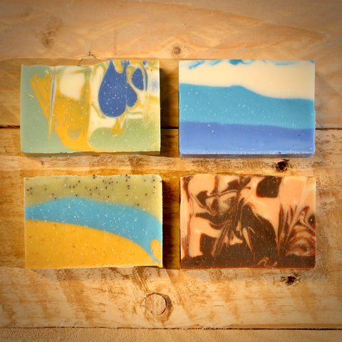 Soap Four Pack