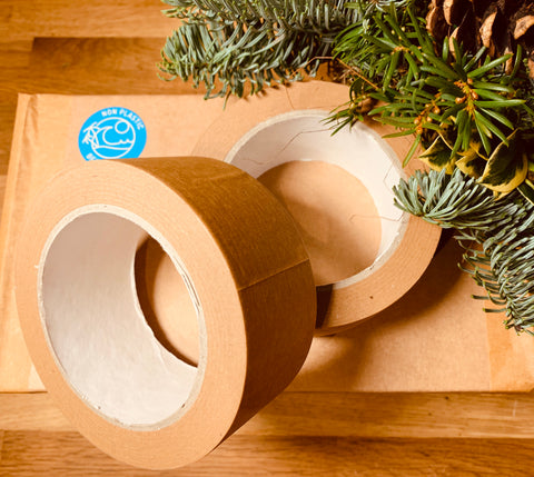 Paper Packing Tape -  50mm x 50m