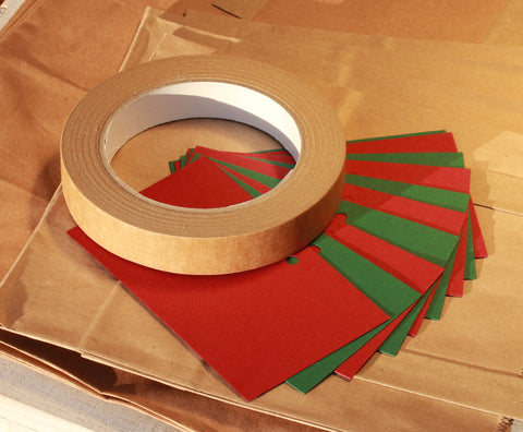 Paper Wrapping Tape 19mm x 50m - 3 pack save 20%!