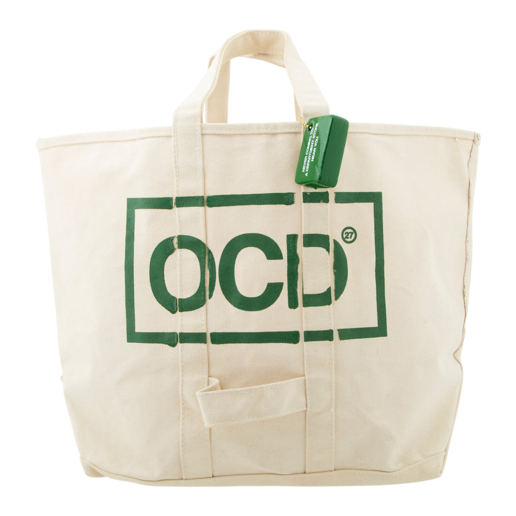 OCD 27 CANVAS TOTE
