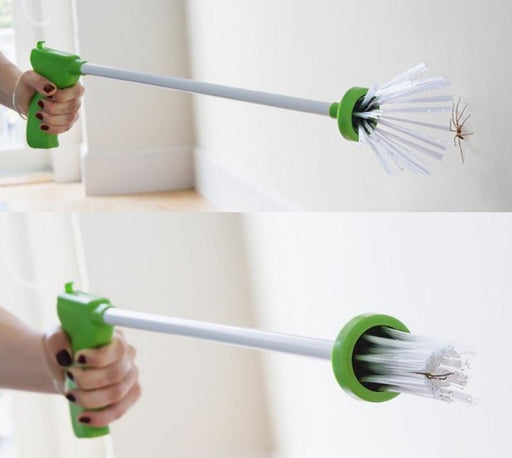 No-Touch Bug Grabber