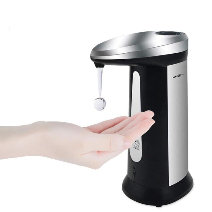 Touchless Automatic Liquid Soap Dispenser