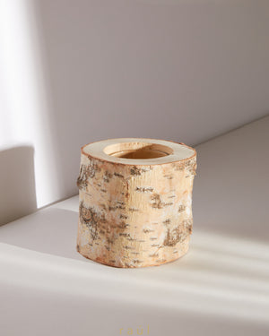 Birch Tree Votive