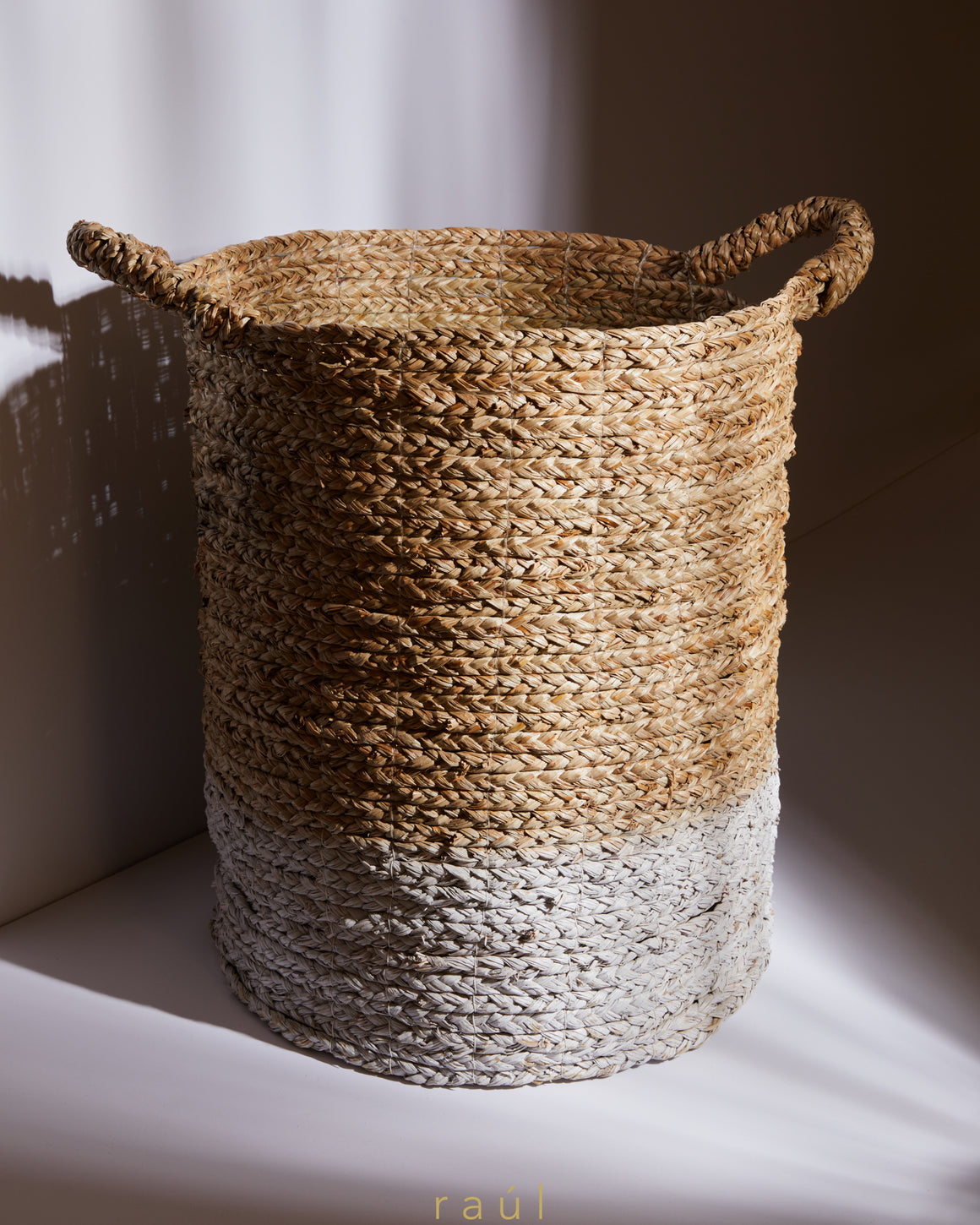 Braided Basket Large