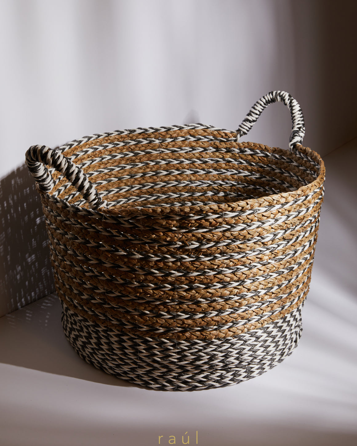Braided Basket Medium