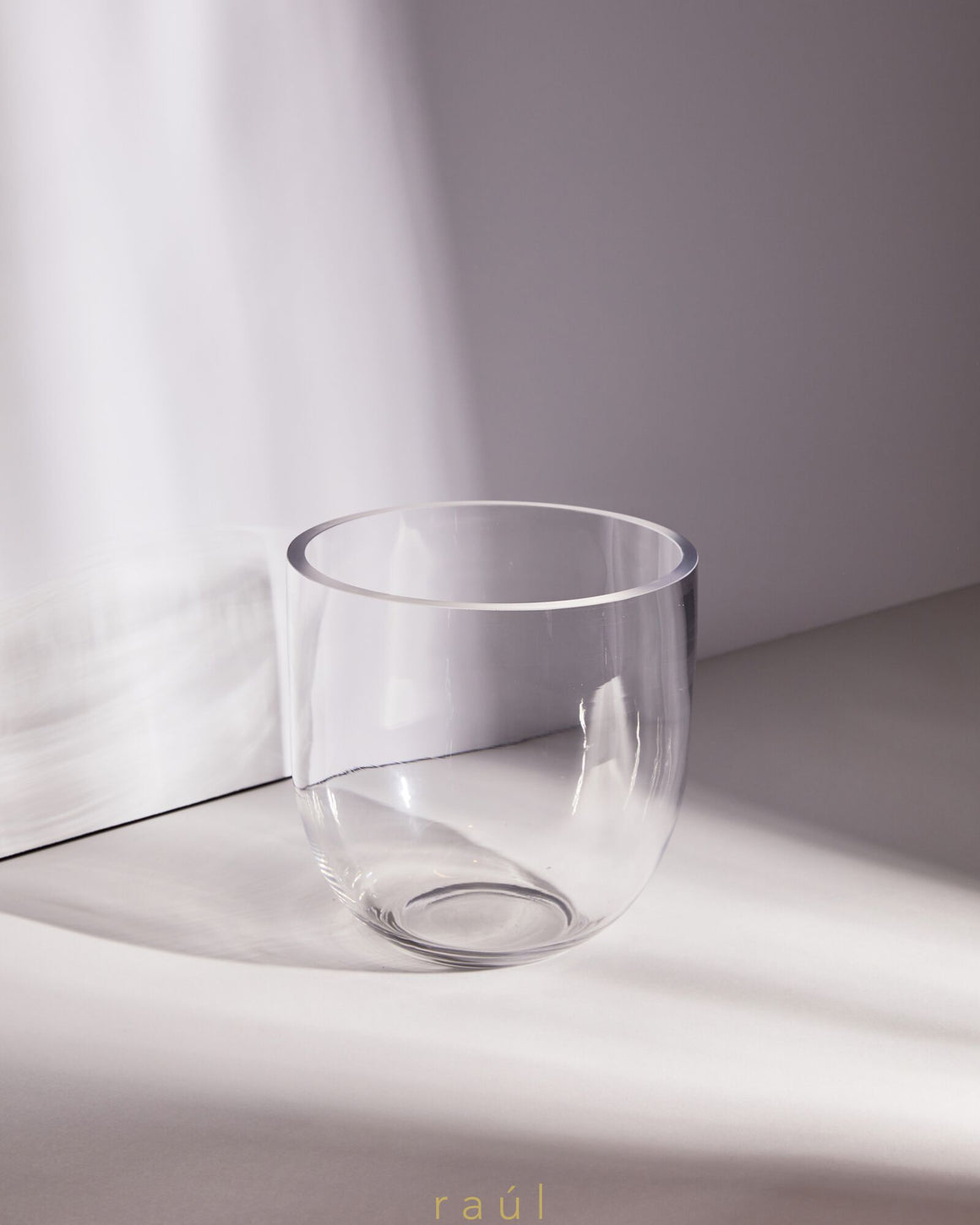 Celine Short Vase, Small