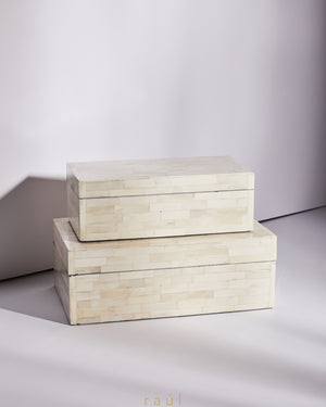 White Bone Box