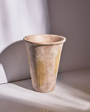 Jaine Leaf Pot