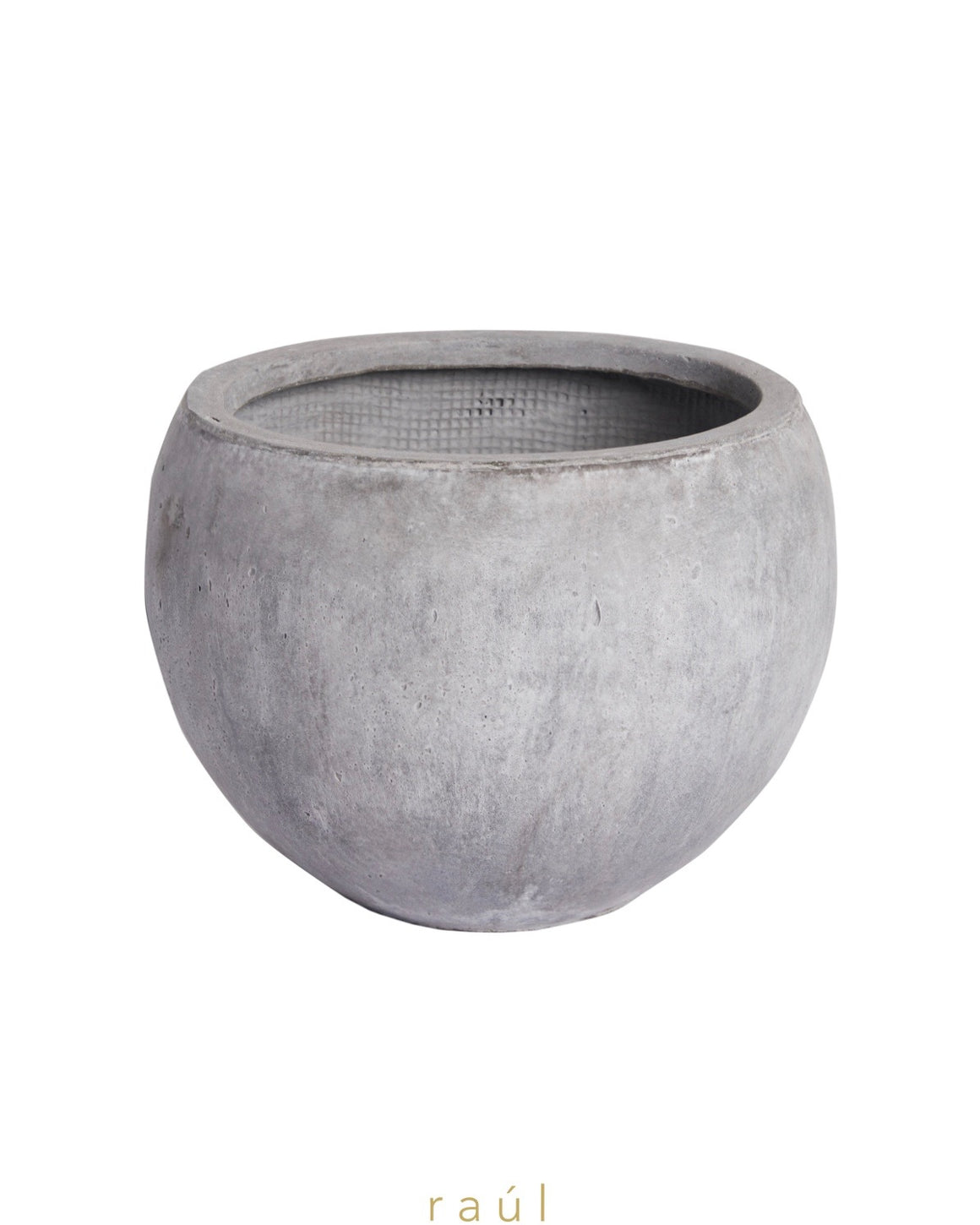 Light Fiber Clay Pot Small