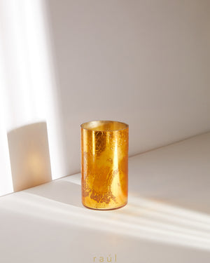Mercury Gold Votive Large