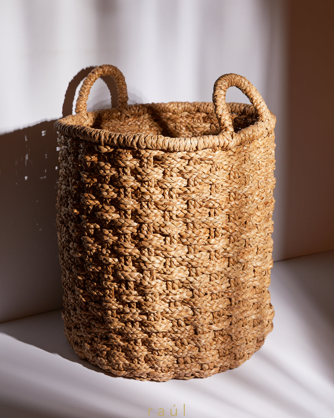 Plain Weave Basket Large