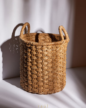 Plain Weave Basket Medium