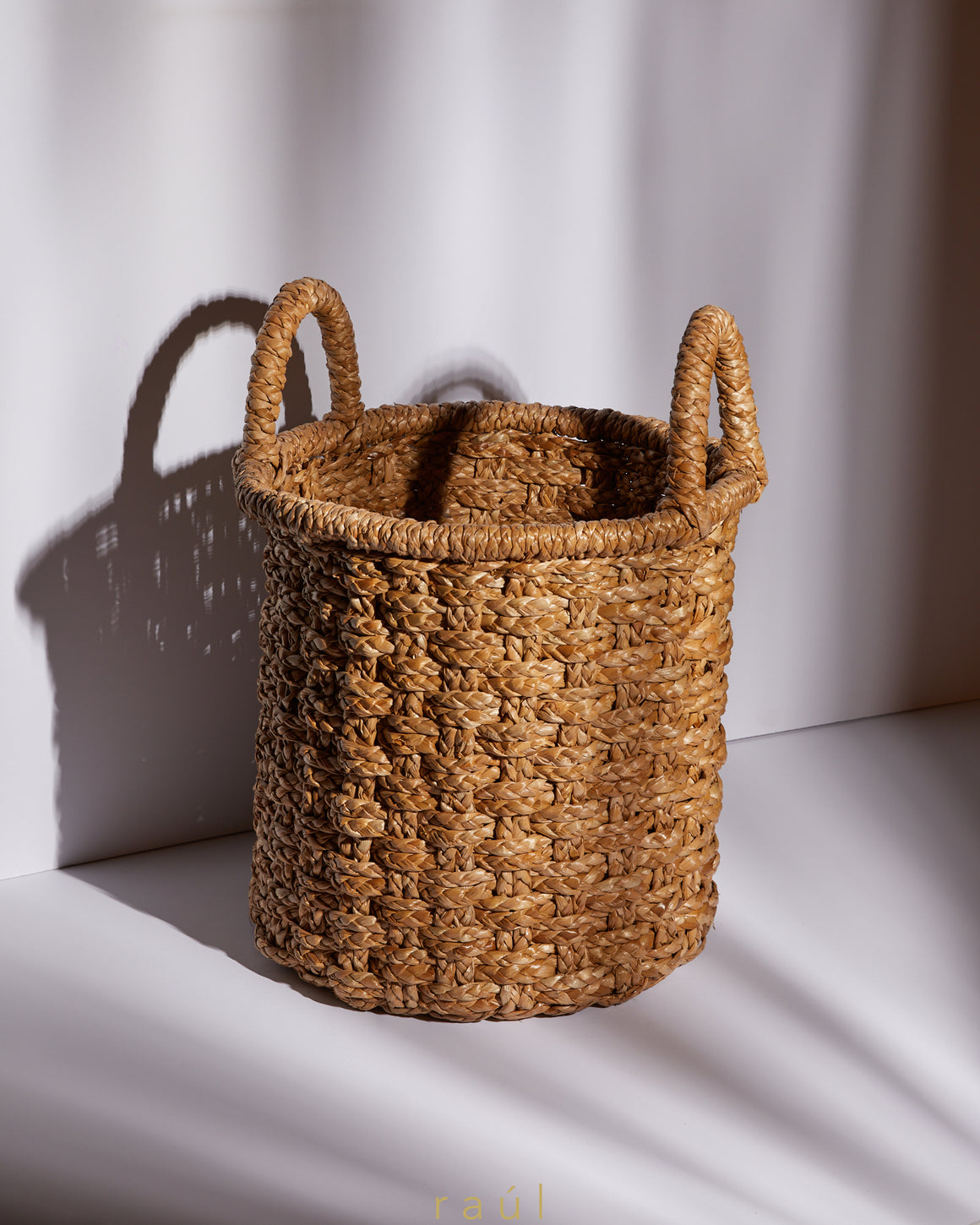 Plain Weave Basket Small