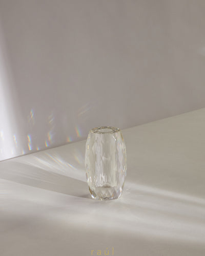 Prism Candlestick Holder Small