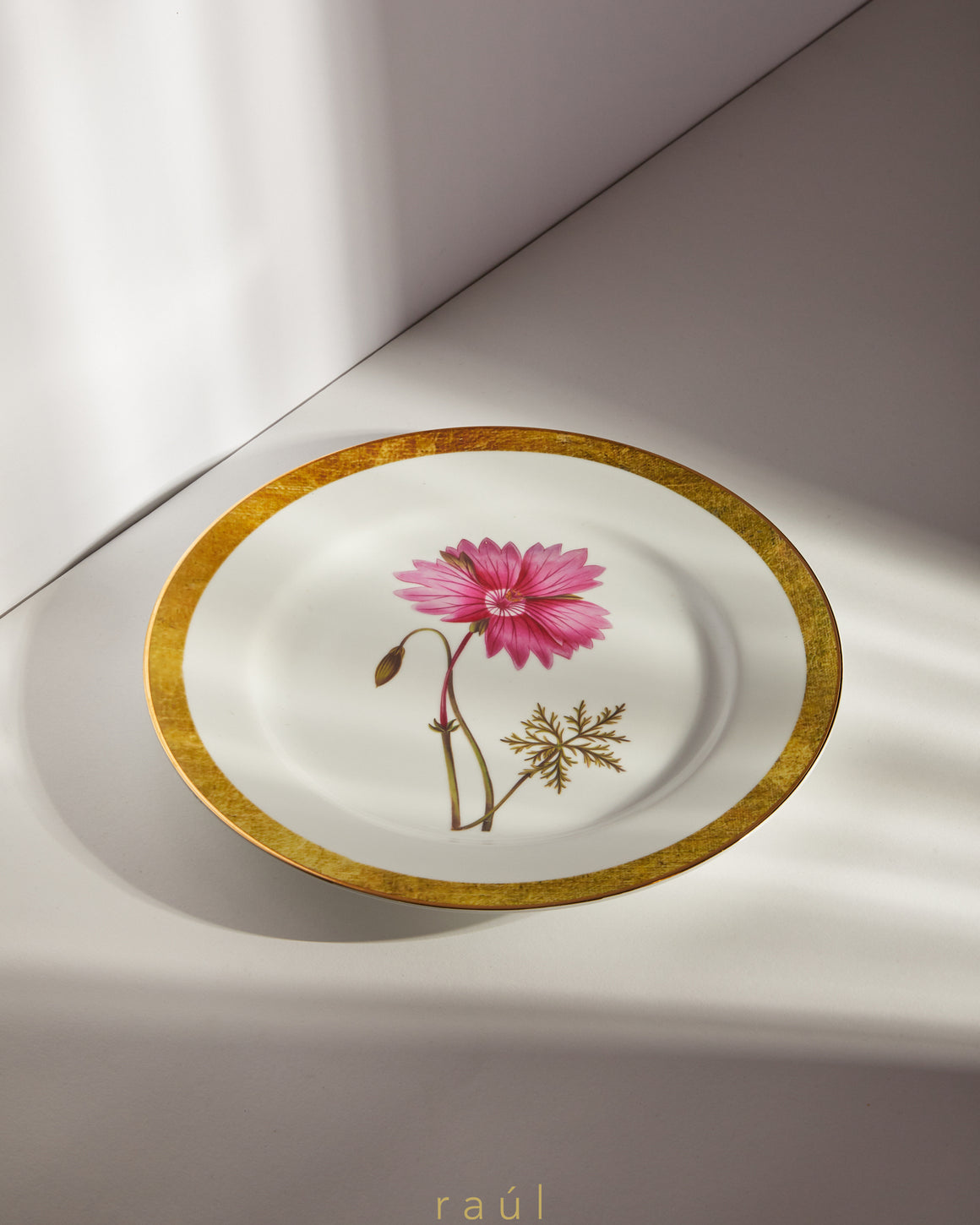 Red Champion Decorative Plate