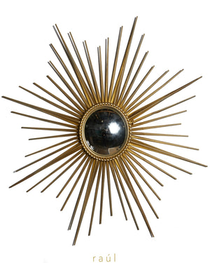 Sunburst Mirror Small