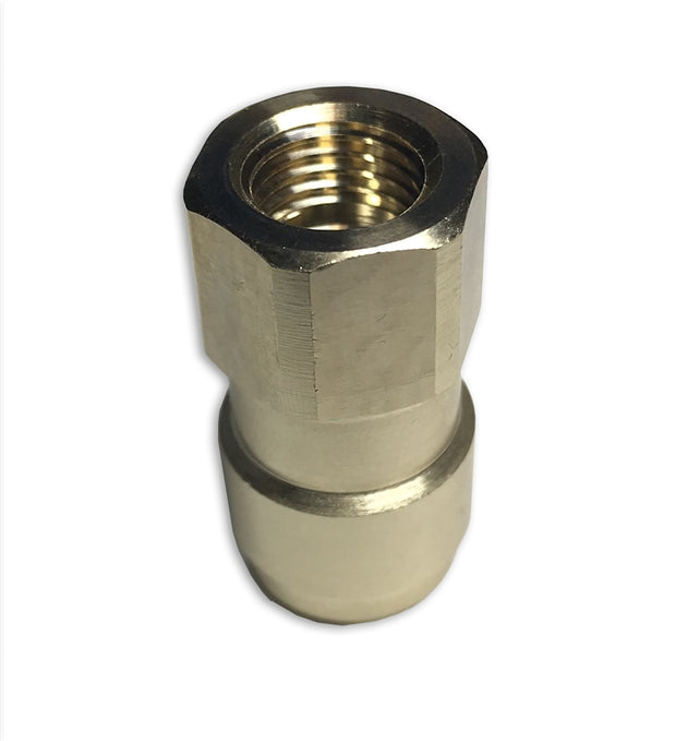 "3/8"" x 1/4"" FFL Female Adapter"