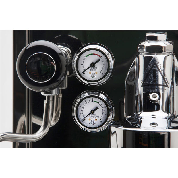 Alex Duetto steam knob and gauges
