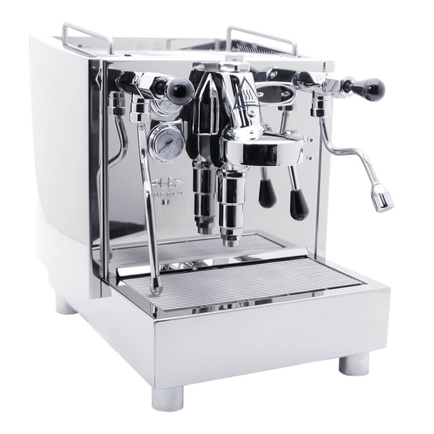 Alex Duetto iv plus home espresso machine with joysticks