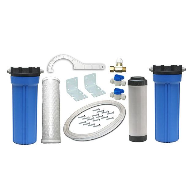 Water Softening and Filtration System
