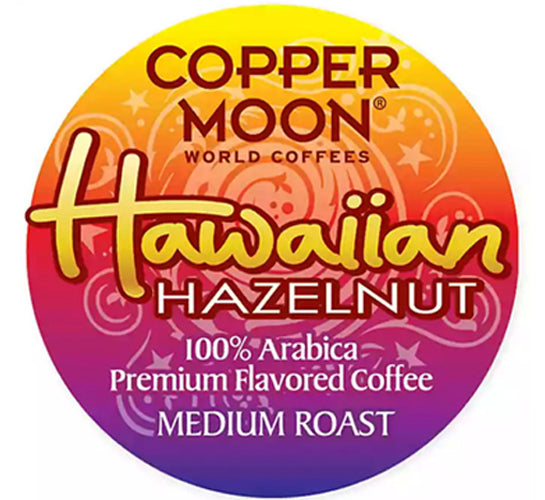 Hawaiian Hazelnut  (20 Ct)
