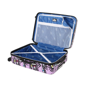 "Halina Bouffants & Broken Hearts BOLD EYES 24"" Luggage-HALINA - Made with Love"