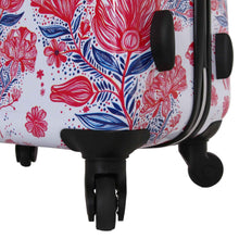 Load image into Gallery viewer, Halina Car Pintos FLY 3 Piece Floral Luggage Set-HALINA - Made with Love
